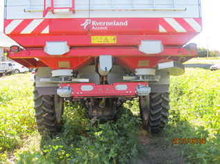 Equipment Options – Interseeding Covers